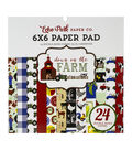 Echo Park Paper Co. Down on the Farm 24-sheet Double-sided Paper Pad