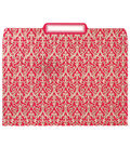 Anna Griffin  Pink File Folders