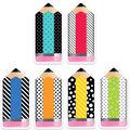 Creative Teaching Press Bold & Bright Pencils 6\u0022, 72 Per Pack, 3 Packs