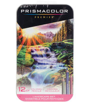 Prismacolor Premier Colored Pencil Landscape Set, , hi-res