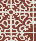 Waverly Lightweight Decor Fabric 54\u0022-Parterre /Lacquer
