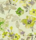 Home Decor 8\u0022x8\u0022 Fabric Swatch-HGTV HOME Color Study Platinum