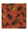 Fall Into Color 20 Pack Paper Lunch Napkins-Leaves