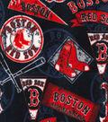 Boston Red Sox Fleece Fabric 58\u0022-Vintage