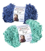 Red Heart Boutique Fur Yarn, , hi-res