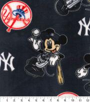 New York Yankees Fleece Fabric-Mickey, , hi-res
