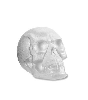 Floracraft Styrofoam Skull