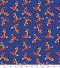 Marvel Spider-Man Flannel Fabric-Head Toss