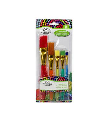 Royal Langnickel 5pc Kids Variety Brush Set