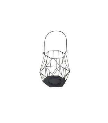 In the Garden Small Cage Lantern