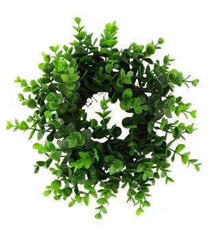 Handmade Holiday Christmas 12'' Eucalyptus DIY Wreath