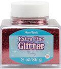 Extra Fine Glitter 2 Ounces