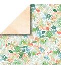 Cricut Deluxe Paper-Garden Blossom