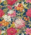 P/Kaufmann Multi-Purpose Decor Fabric 54\u0022-The Queen\u0027s Favorite Ultra Marine