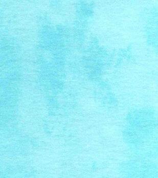 Snuggle Flannel Fabric -Blue Radiance Blender