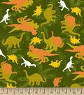 Snuggle Flannel Fabric 42\u0027\u0027-Dino Camo