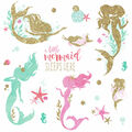 York Wallcoverings Wall Decals-Mermaid