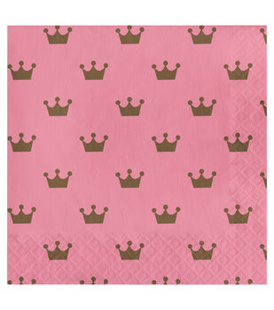 20ct Large Napkin-Princess