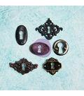 Prima Marketing Junkyard Metal Embellishment findings Key Holes