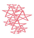 Uniquely Creative Metal Dies-Scribble Star
