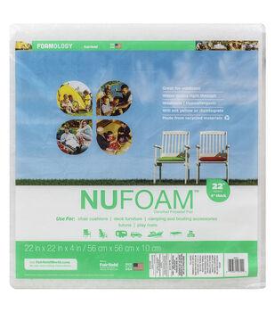 """NuFoam Pad - 22""""x22""""x4"""" thick"""