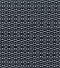 Keepsake Calico Cotton Fabric 43\u0022-Blk Diamond Geometrics