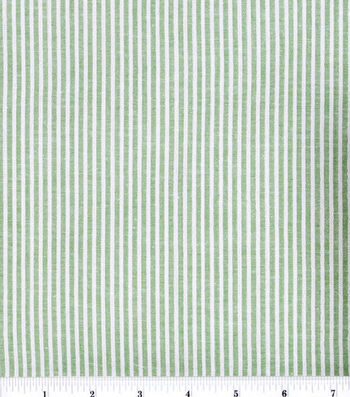 Sew Classic Into Spring Seersucker Cotton Fabric