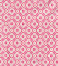 Keepsake Calico Cotton Fabric 44\u0022-Joinville Begonia