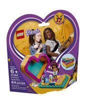 LEGO Friends Andrea's Heart Box 41354, , hi-res