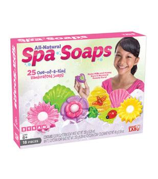 SmartLab Toys All Natural Spa Soap Kit
