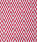 Home Decor 8\u0022x8\u0022 Fabric Swatch-Eaton Square Auction / Crimson