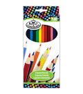 Royal Brush Colored Pencils-Bright 12/Pkg