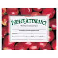 Hayes Certificate of Perfect Attendance, 30 Per Pack, 6 Packs