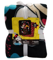 "Disney No Sew Fleece Throw 72""-Minnie A Day In The Park, , hi-res"