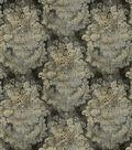 Covington Multi-Purpose Decor Fabric 54\u0022-Grand Damask Cindersmoke 949