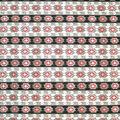 Super Snuggle Flannel Fabric-Distressed Aztec