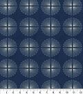 Studio NYC Multi-Purpose Décor Fabric 9\u0022x9\u0022 Swatch-Array Lapis