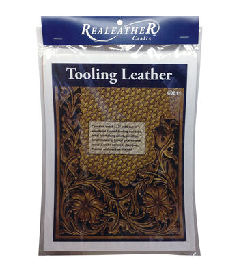 """Realeather Crafts Tooling Leather 8.5""""x11"""""""