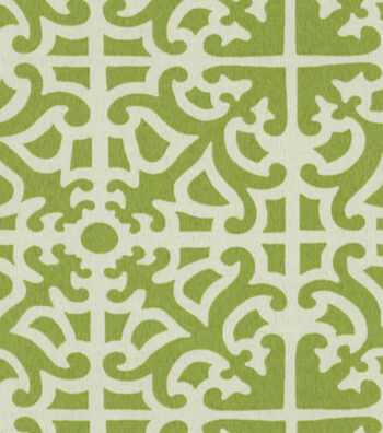 "Waverly Sun N Shade Outdoor Fabric 54""-Parterre/Grass"