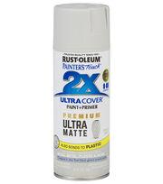 Rust-Oleum Painter's Touch 2X Ultra Cover Matte Spray Paint, , hi-res