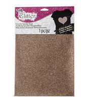 Tulip Fashion Glitter Iron-on Transfer Sheet-Rose Gold, , hi-res