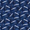 Dallas Cowboys Flannel Fabric-Tie Dye