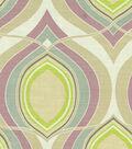 Home Decor 8\u0022x8\u0022 Fabric Swatch-HGTV HOME Groove Move Quartz