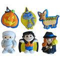 Little Maker\u0027s Halloween Plaster Magnet Kit