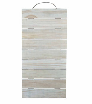 Rustic 24''x12'' Wood Rectangle Pallet
