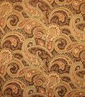 Home Decor 8\u0022x8\u0022 Fabric Swatch-Upholstery Fabric Barrow M7150-5388 Truffle