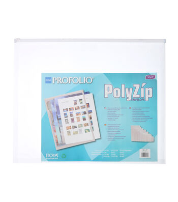 """Profolio Polyzip Envelope 14""""x17"""""""