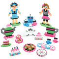 Perler Fun Fusion Fuse Bead Activity Kit-Tea Party