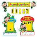 Monkey Mischief Punctuation Bulletin Board Set, 2 Sets