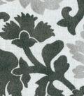 Waverly Outdoor Fabric 54\u0022-Anika Onyx
